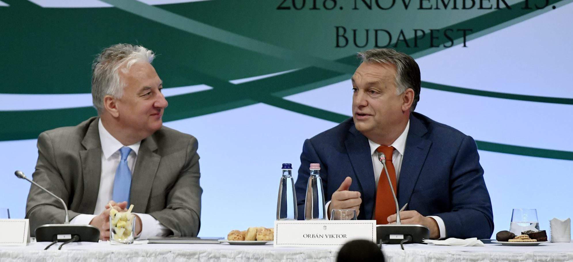 orbán máért