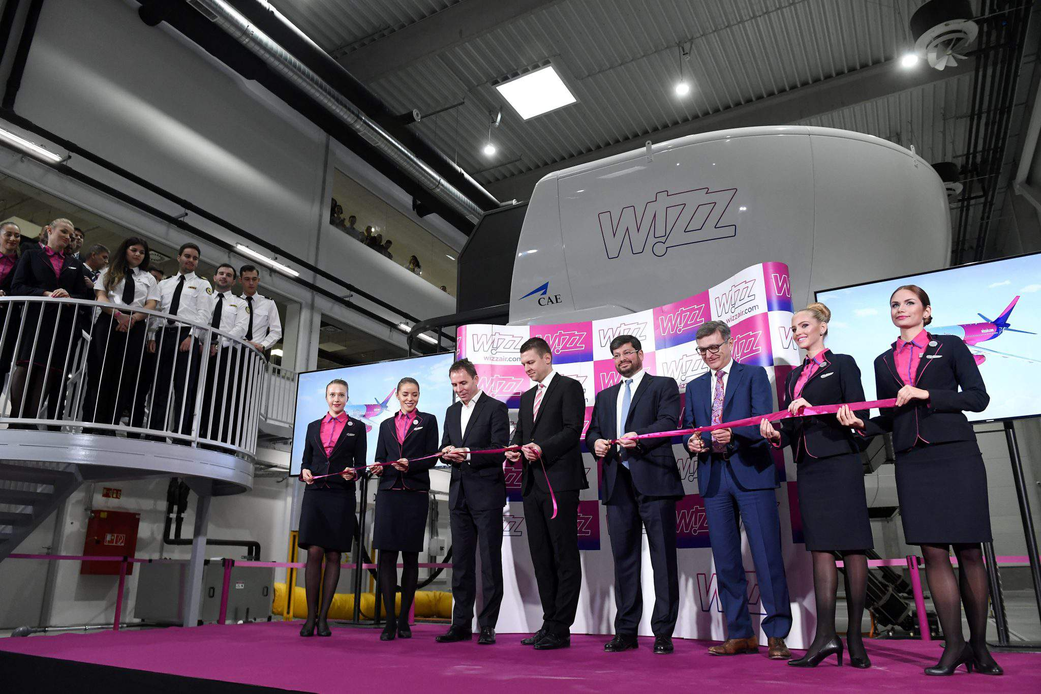 Wizz Air Training Center Budapest