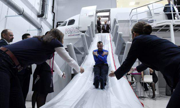 Wizz Air opens its new € 30 million training centre in Budapest