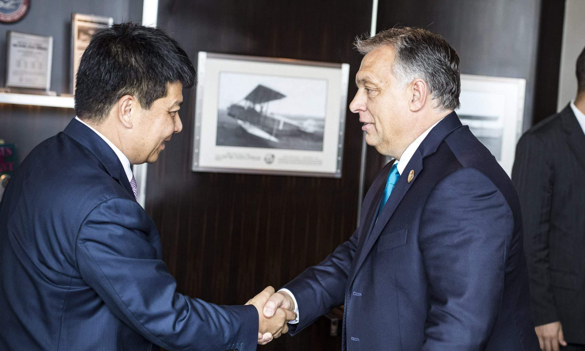 Hungary and Huawei