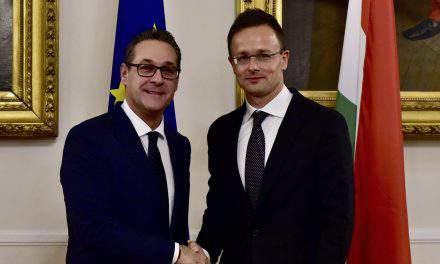 UN migration package 'Europe's betrayal', says Hungarian foreign minister in Vienna