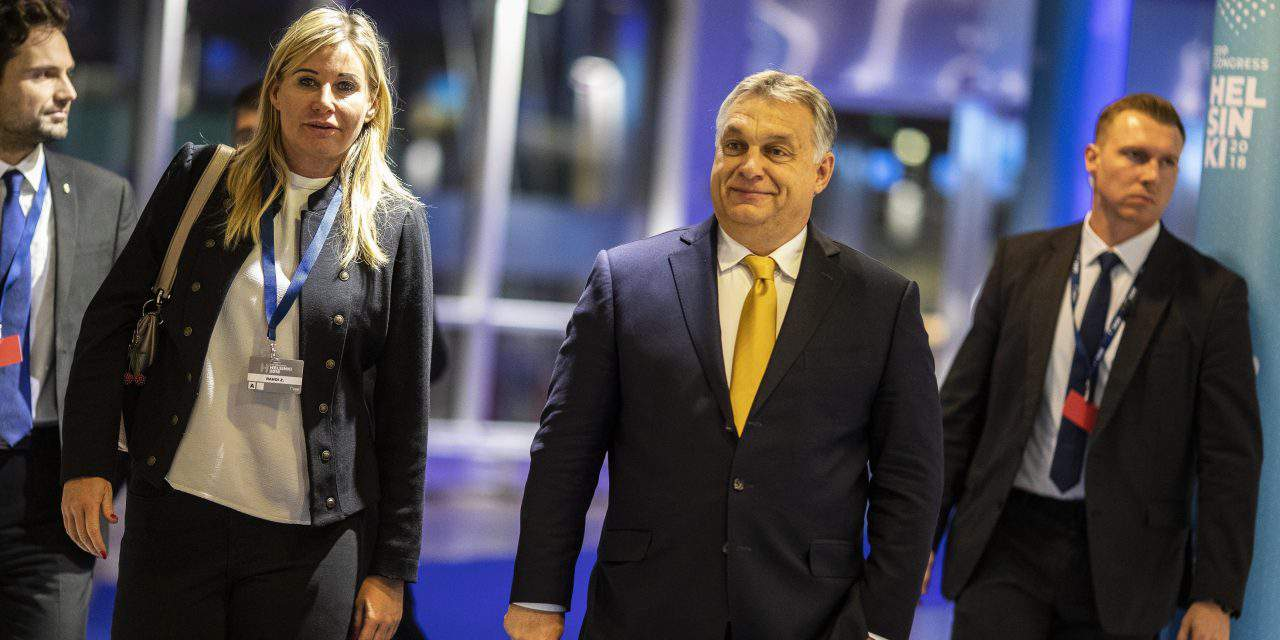 Orbán cabinet: 'We are the European People's Party'