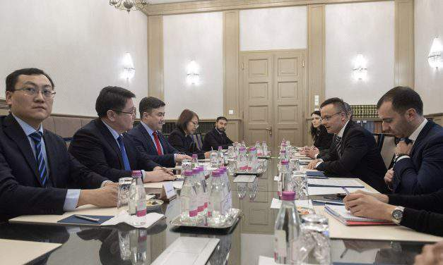 Hungary-Kazakh council sets up nuclear, tourism working groups