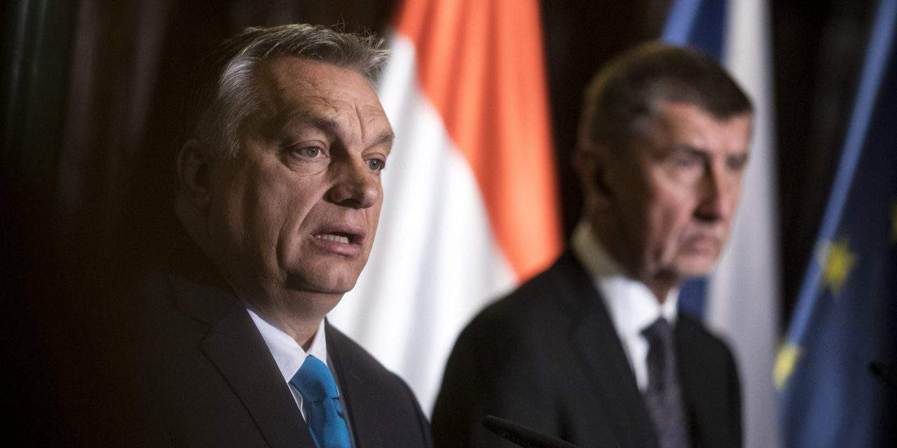 UN migration compact 'flawed document', says Orbán in Prague