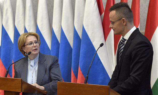 Hungary-Russia intergovernmental economic cooperation committee held meeting in Budapest