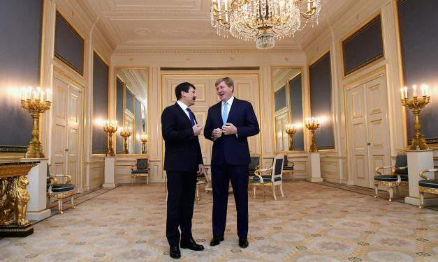 Hungarian president Áder held talks in The Hague
