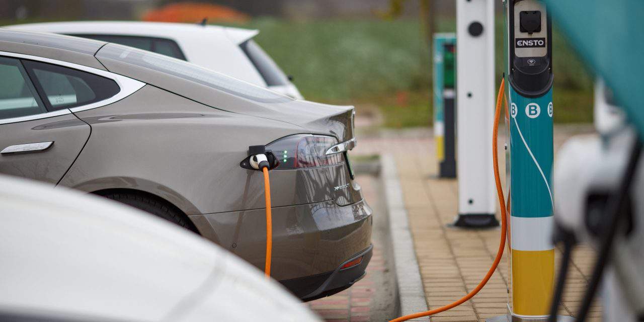 Hungary's biggest e-vehicle charging station inaugurated
