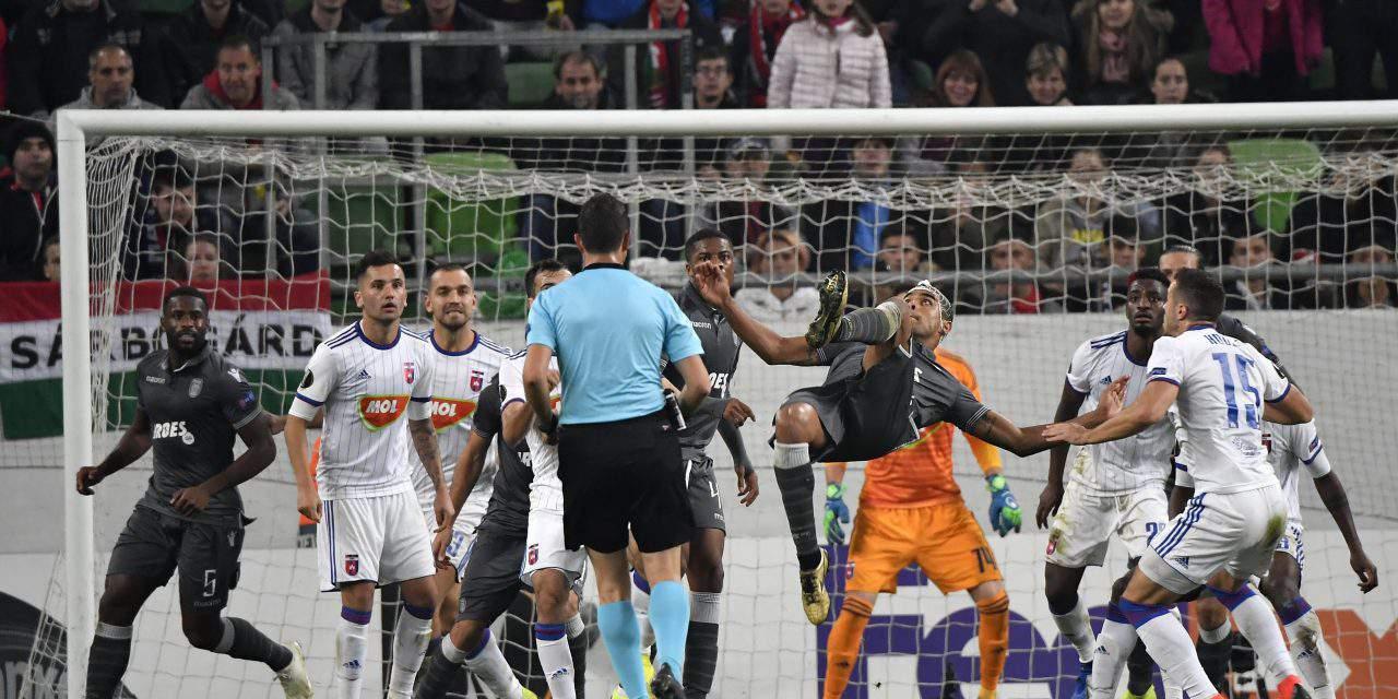 Bate – Vidi match in the Europa League today