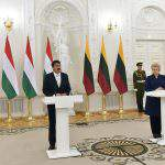 Infrastructure projects bridge to closer ties between Hungary and Lithuania