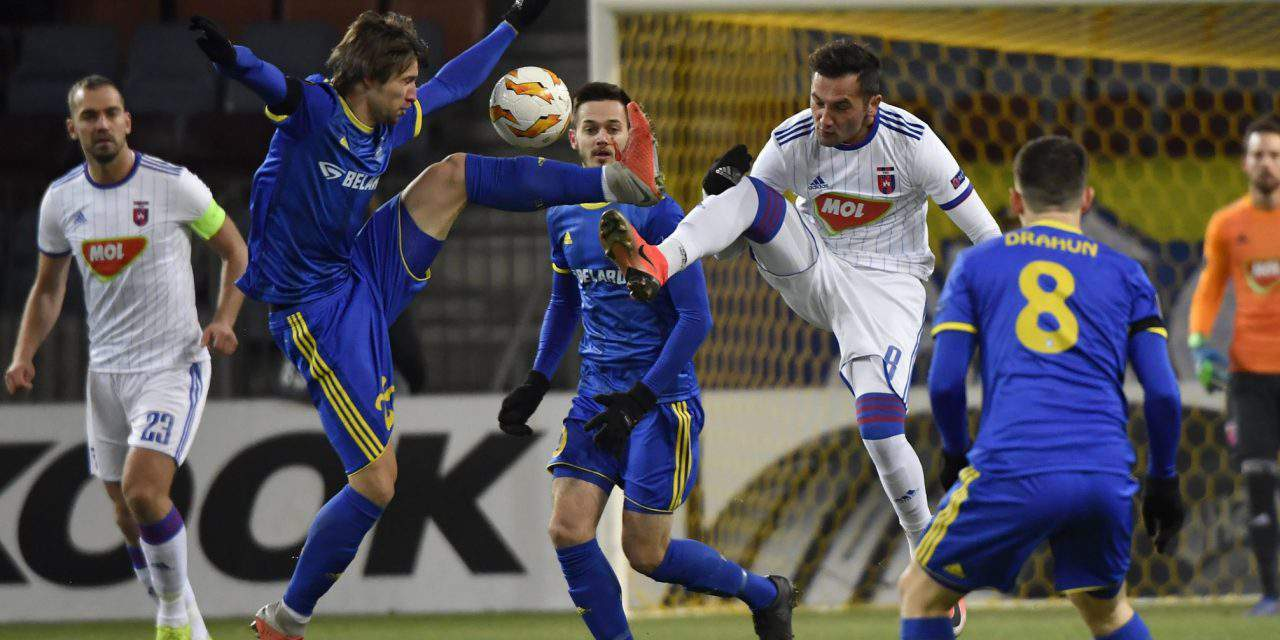 Vidi's two goal defeat at the home of BATE – Europa League – HIGHLIGHTS