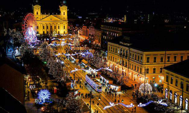 The best Christmas fairs in rural cities of Hungary