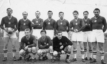 Exhibiton about Hungary's legendary Golden Team opens in Barcelona