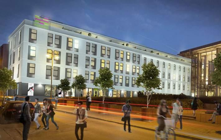 luxury dorm in budapest