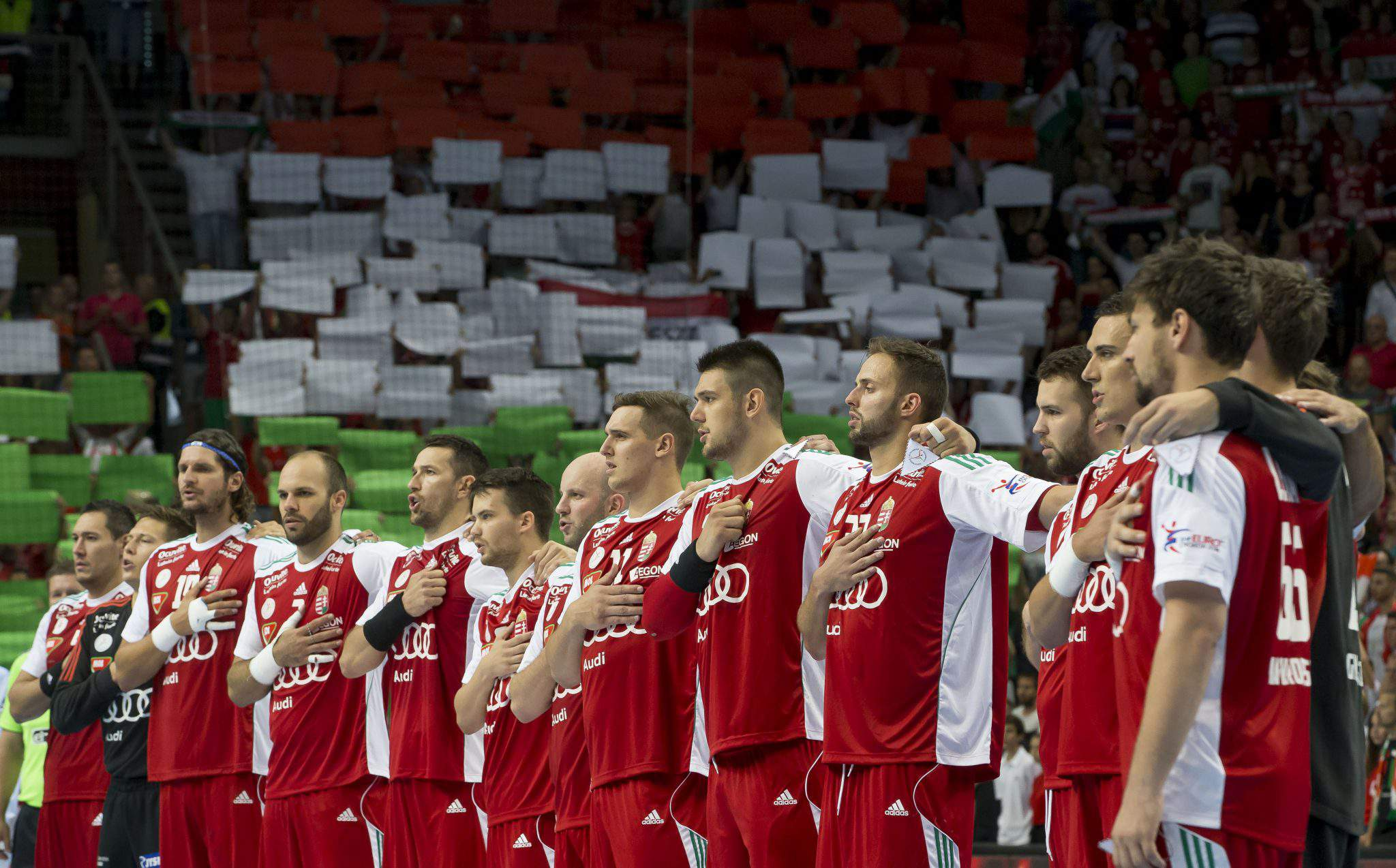 handball, hungarian, team, sports
