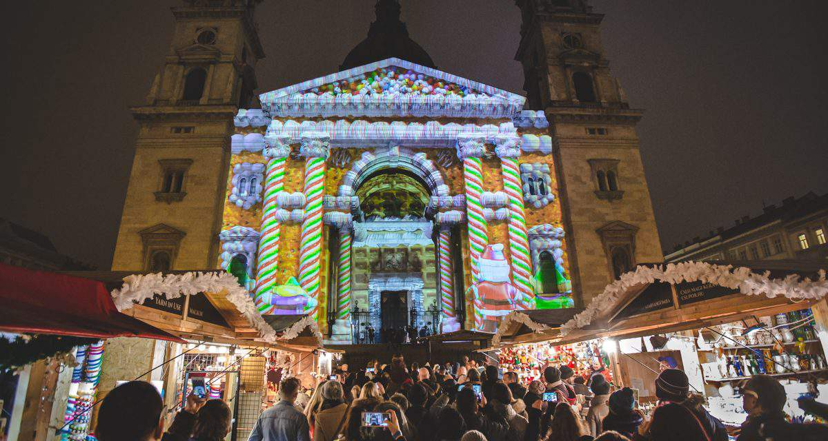 These are some of Hungary's loveliest Advent Markets