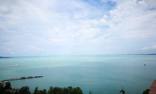 Tripadvisor's top 5 destinations at Lake Balaton, the Hungarian sea