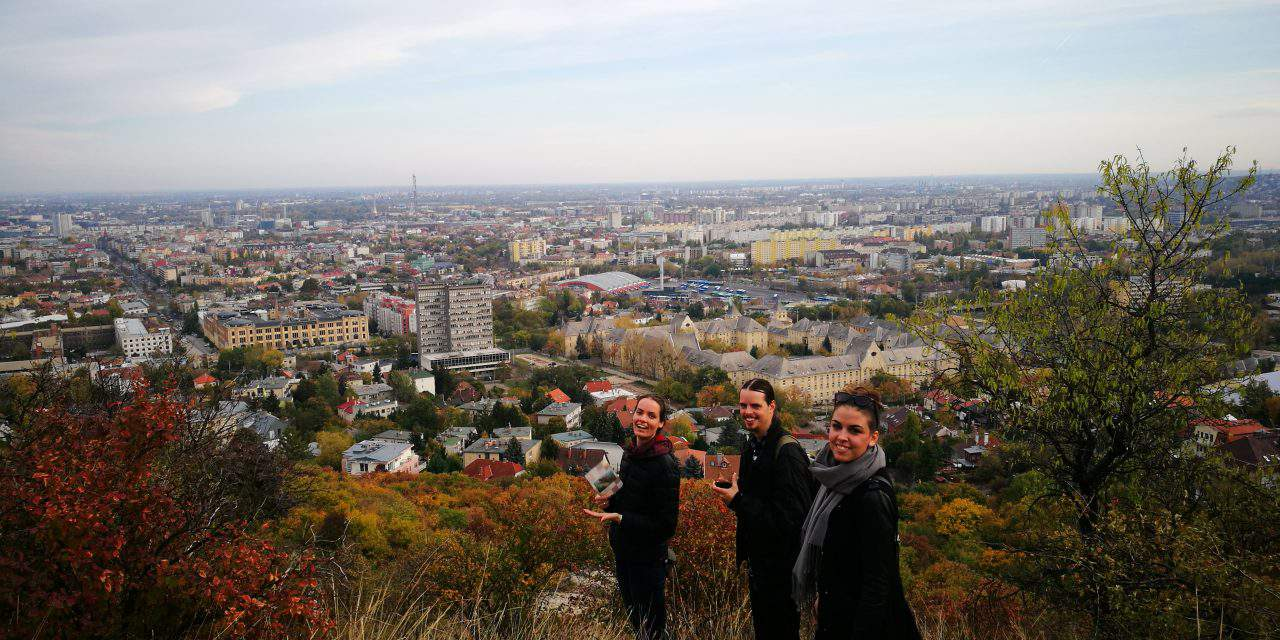 Sas Hill: A piece of wildlife above Budapest's city centre