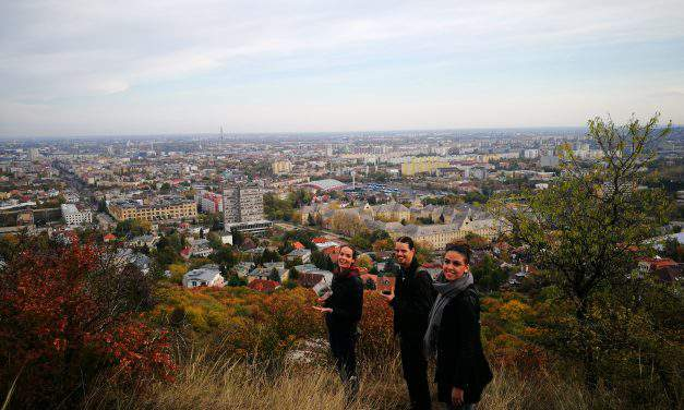 Sas Hill: A piece of wildlife above Budapest's city centre