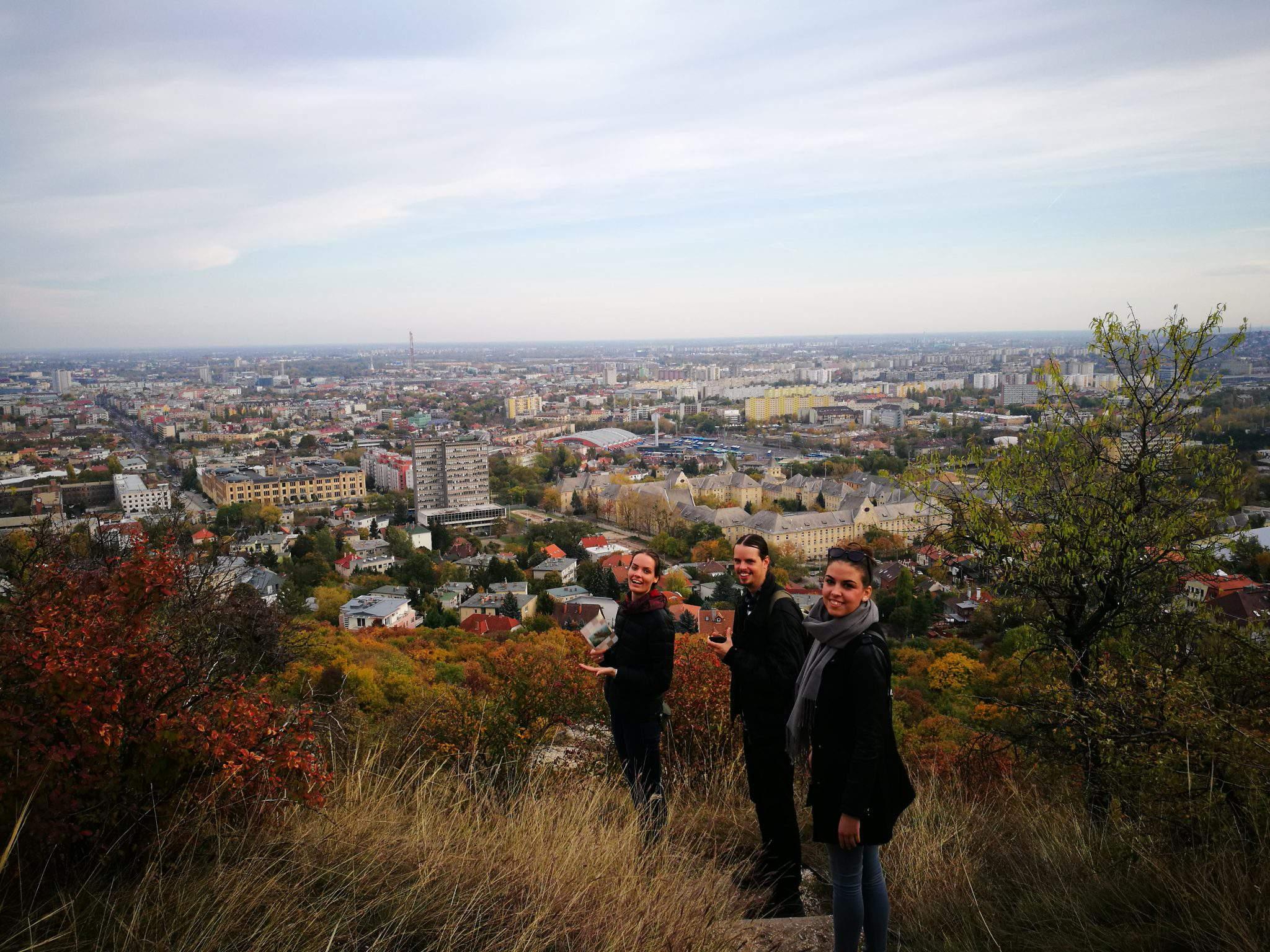 view, trip, budapest, environment