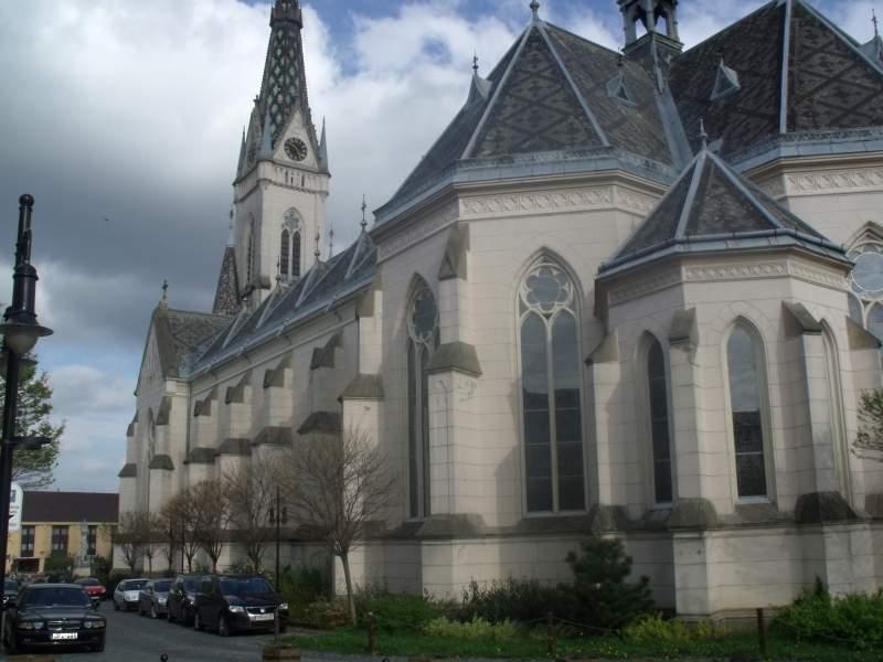 Kőszeg Jézus Szíve templom, Heart of Jesus Church Kőszeg