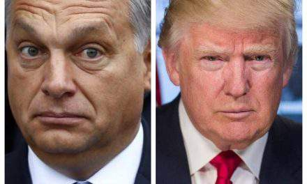 Financial Times: President Trump copies PM Orbán