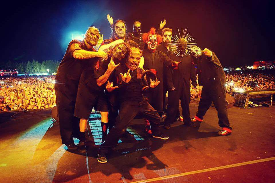 Slipknot, Slash, Robin Schulz to play at 2019 VOLT festival