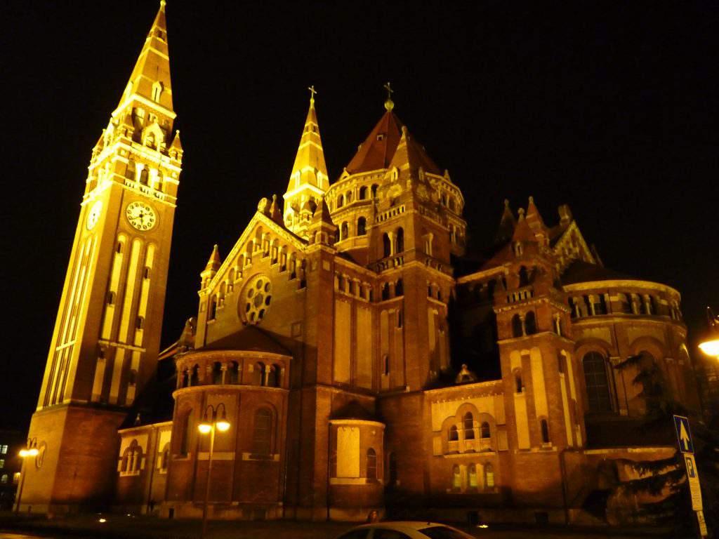 Dome of Szeged, Szegedi Dóm