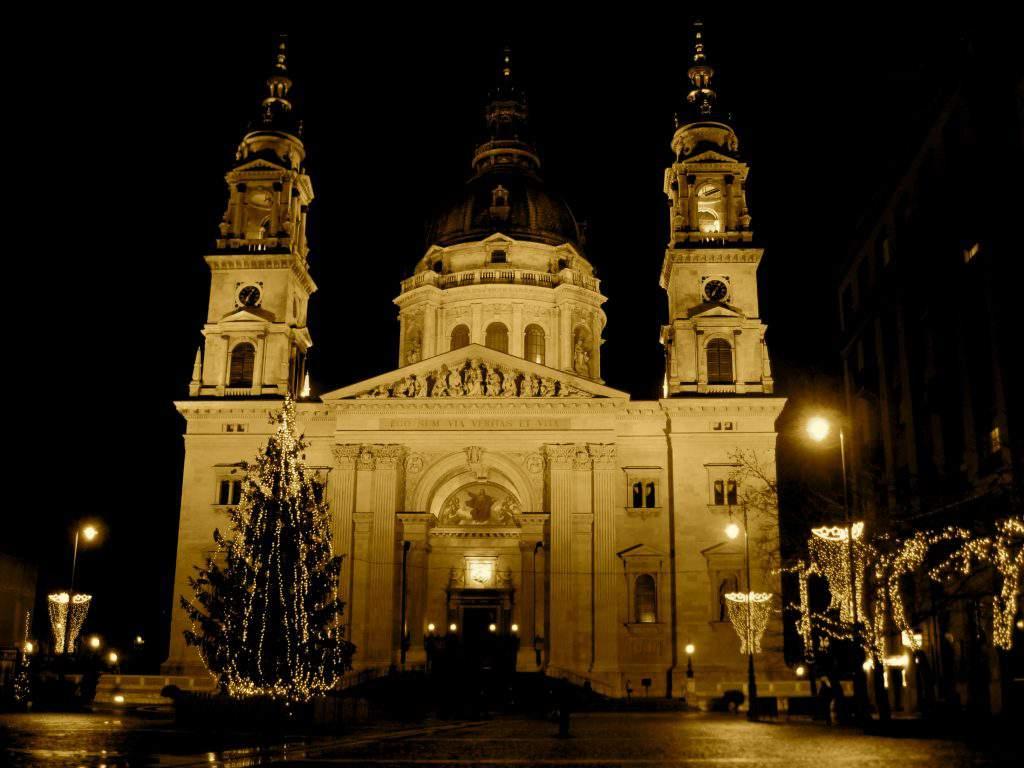 Szent István Bazilika Saint Stephen Basilica