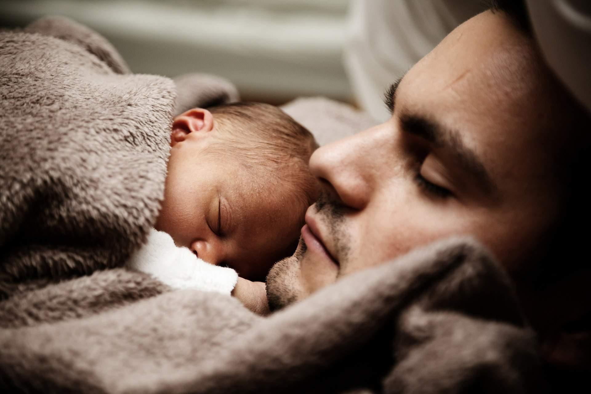 Baby Father Newborn