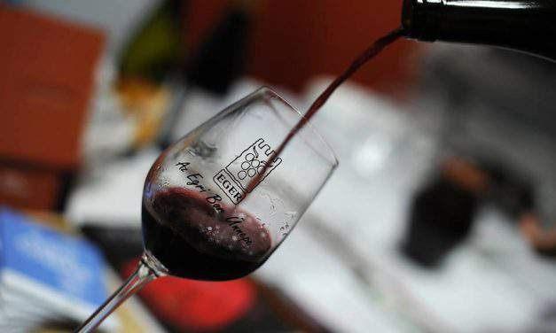 Hungarian wines of Eger are among the top 11 in Europe