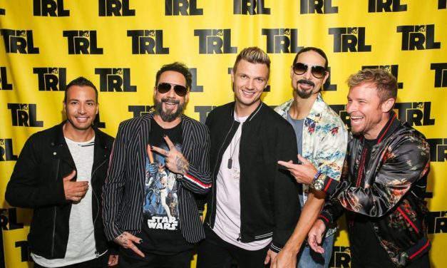 Backstreet Boys to play in Hungary next summer!