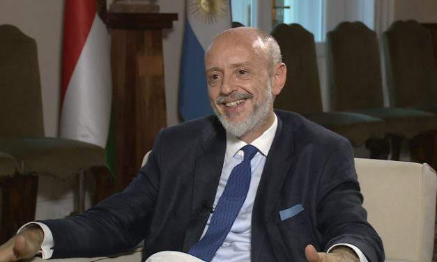 Interview with Maximiliano Gabriel GREGORIO CERNADAS, Ambassador of Argentina
