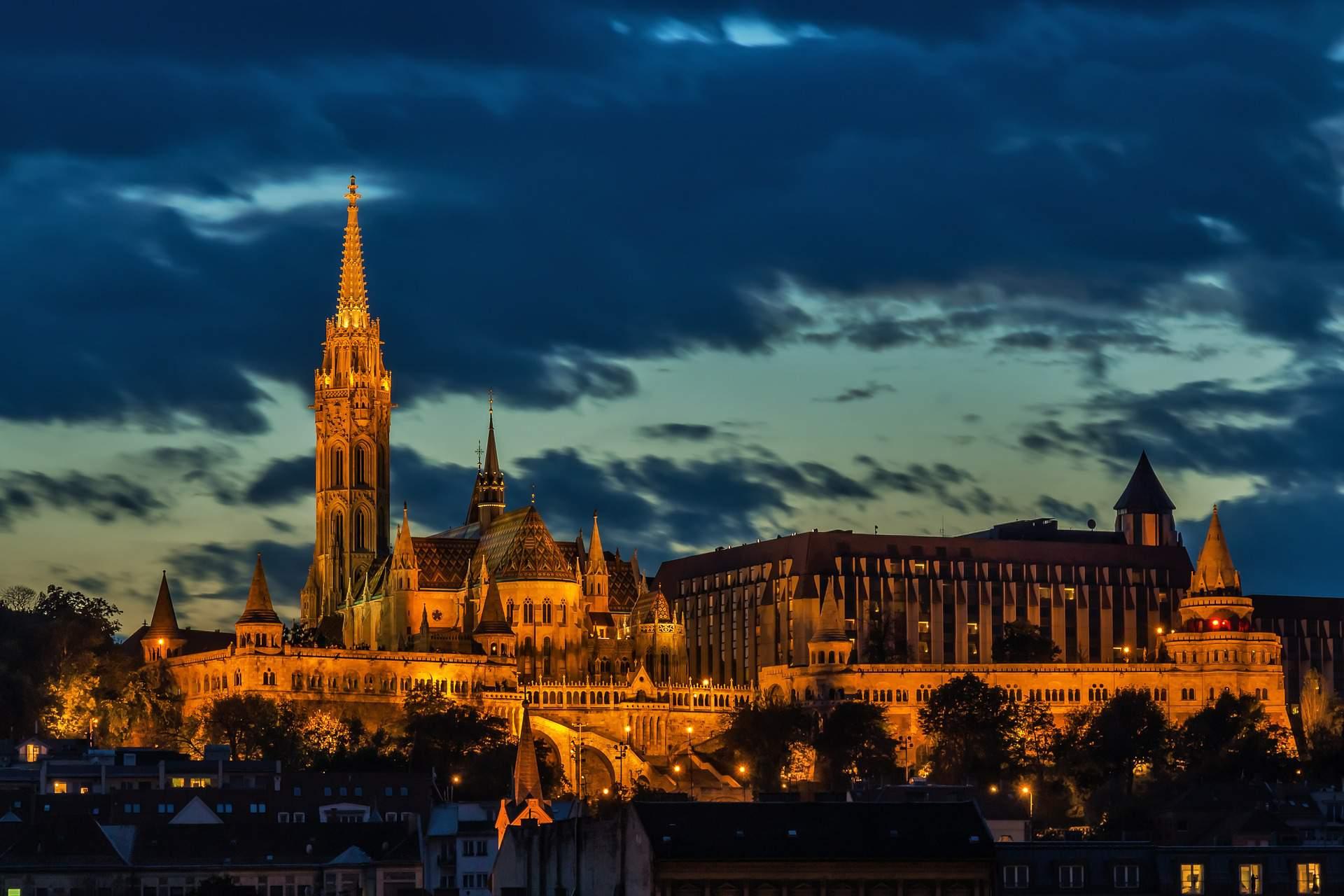 Budapest Sight Night