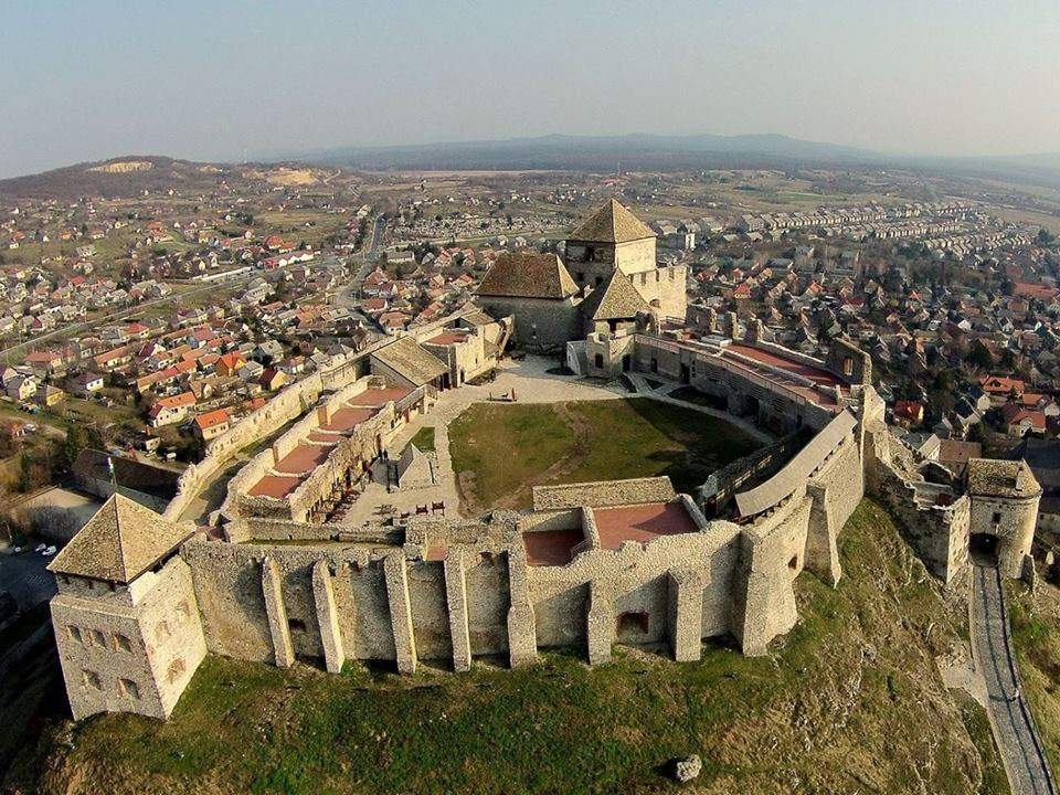 sümeg, fortress, castle