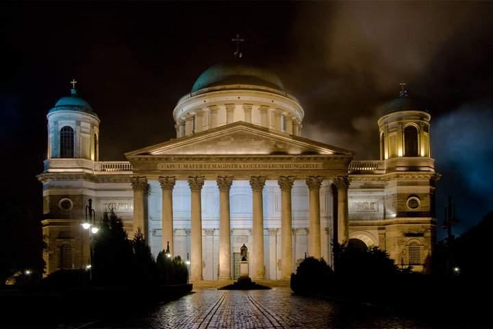 esztergom, building, monument