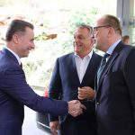 Gruevski Orbán