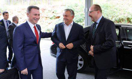 Hungarian government might have helped former Macedonian PM cross the border