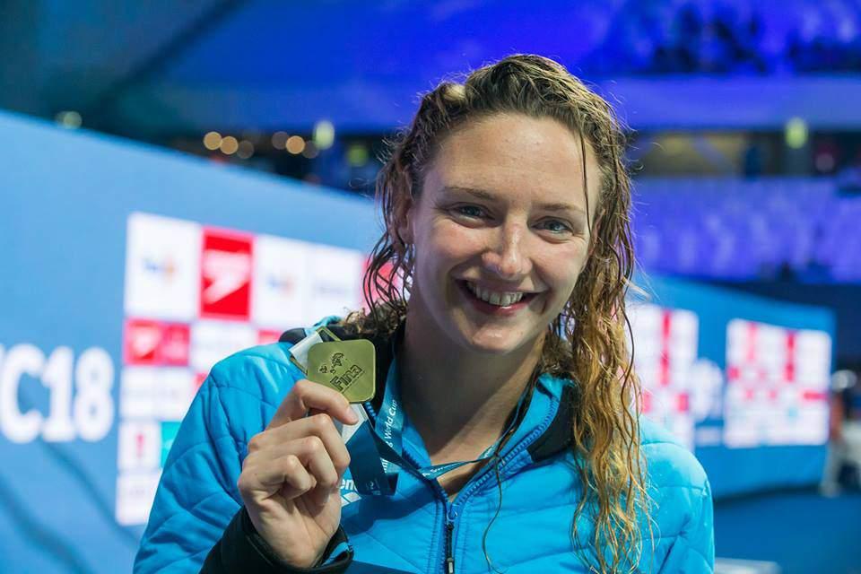 Katinka, swimming, world cup