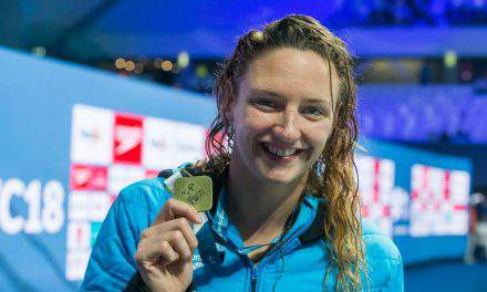 'Katinka Hosszú should turn to synchronised swimming'