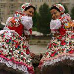 Hungarian folk costume