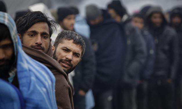 Hungarian calls EU, UN to account over 'migrant cards'