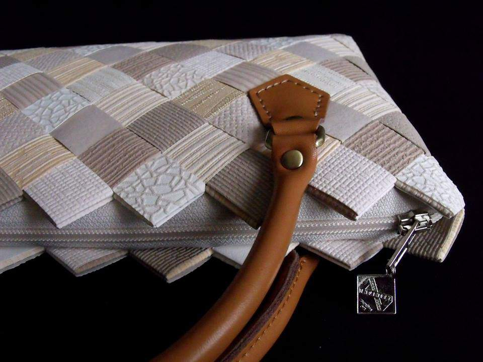 handmade, bag, paper