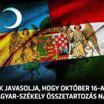 Five parties join Jobbik initiative for day of Hungarian-Szekler cohesion