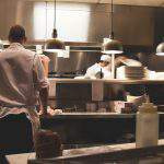 kitchen, restaurant, food