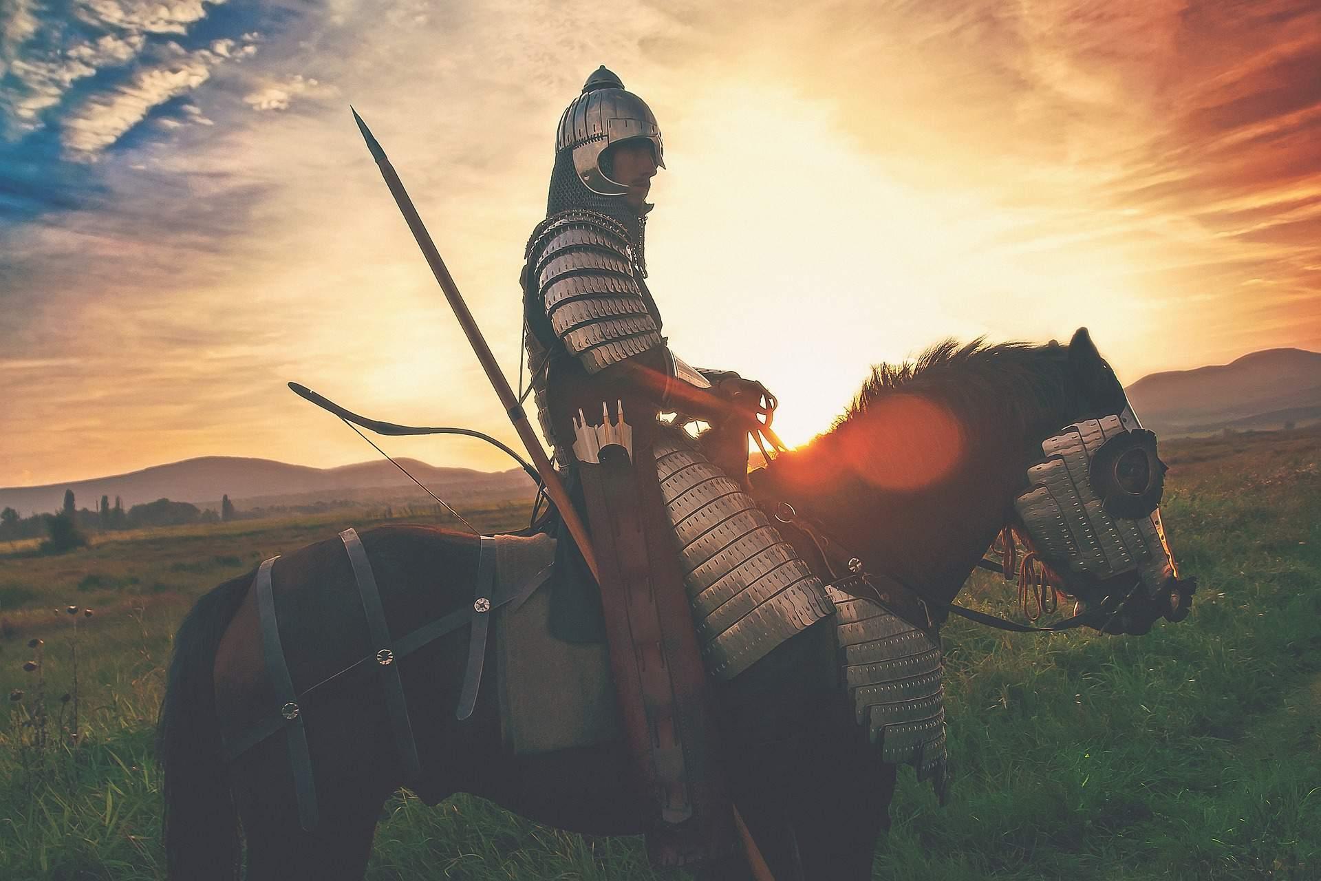 Honfoglalás Hungary Vitéz Warrior Horse