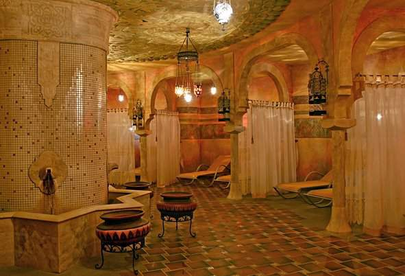 The best hidden spas of Hungary