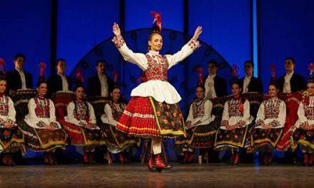 Hungarian State Folk Ensemble: Wonderful Nativity