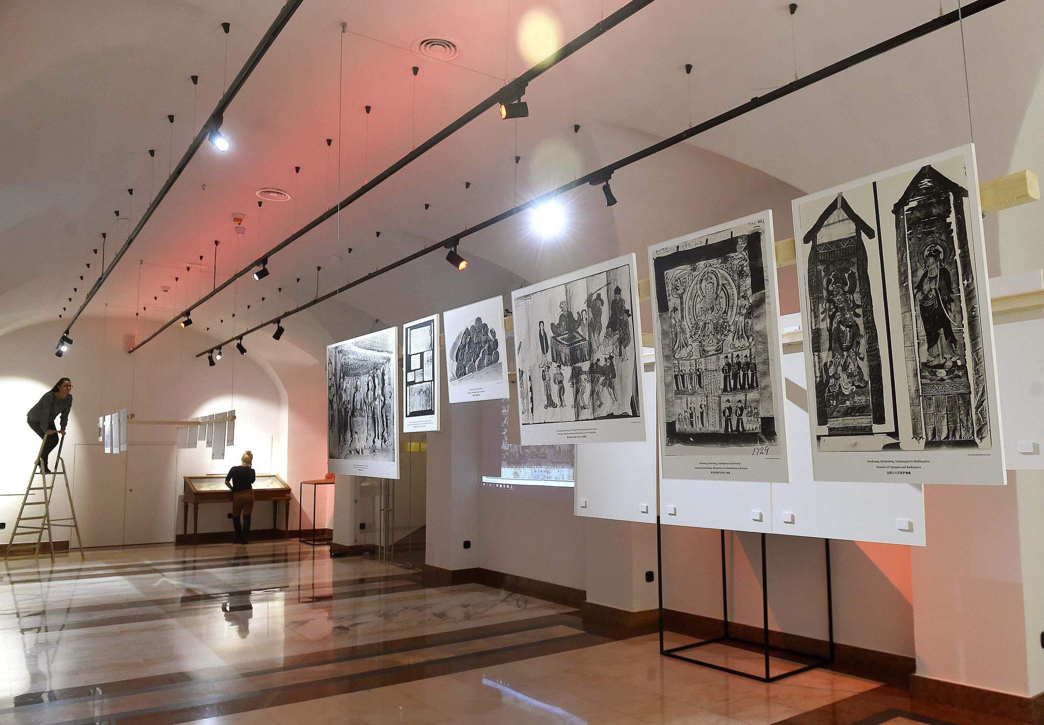 Silk Road exhibition