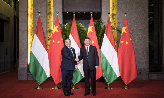 Orbán discusses bilateral ties with Chinese president