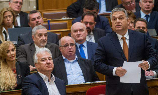 Orbán's cabinet: Hungary to answer in kind to political attacks